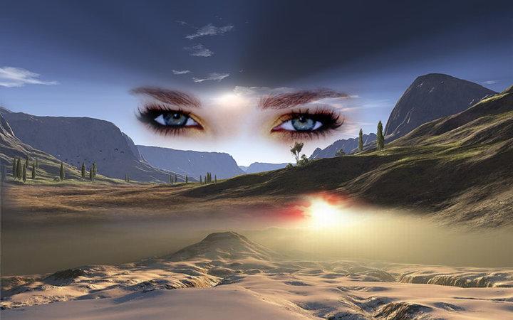 eyes inthe sky